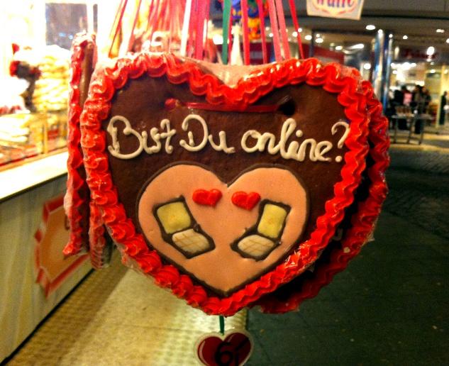 """Diana Jaffé - """"Bist du online?"""""""
